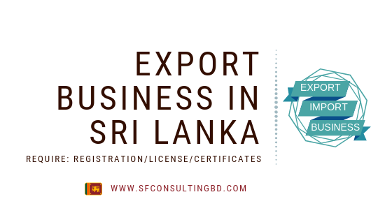 Export Business in Sri Lanka