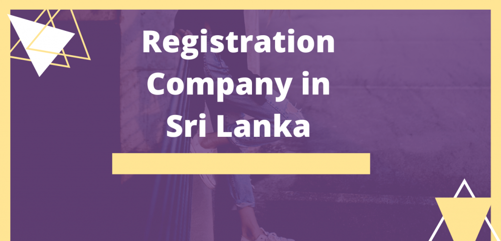 Registration Company in Sri Lanka